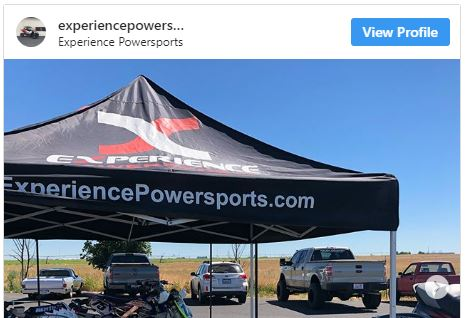 Experience Powersports Instagram Image
